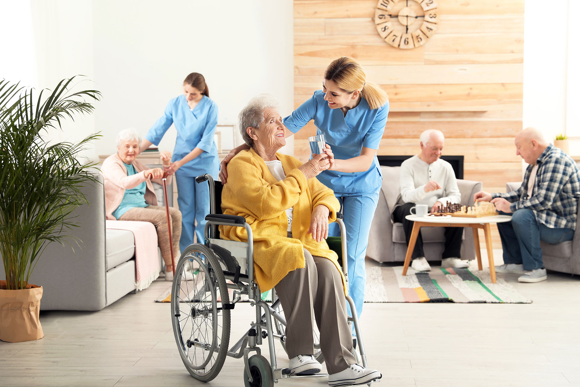 About Belmont Lodge - Healthcare Center